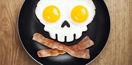 Stop Being Scared Of Food…
