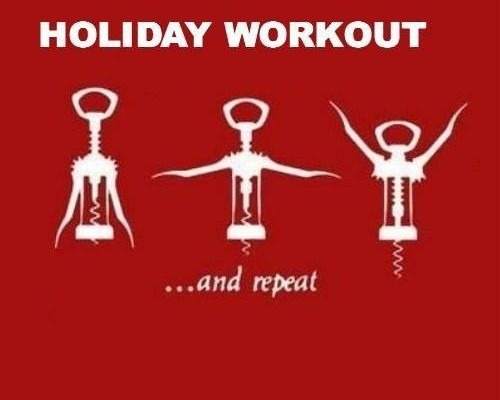 Holiday Workout…
