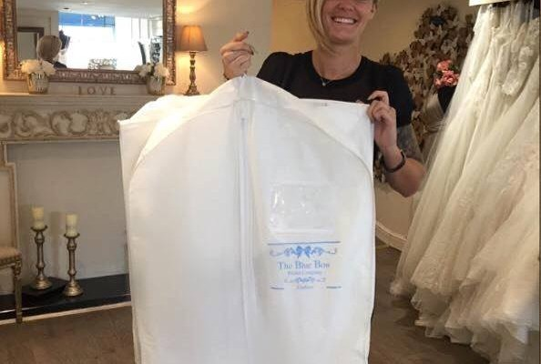 My Wedding Dress is in the Bag!!!!
