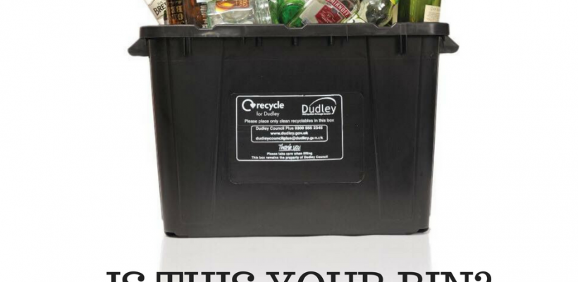 Is This Booze Bin Yours?